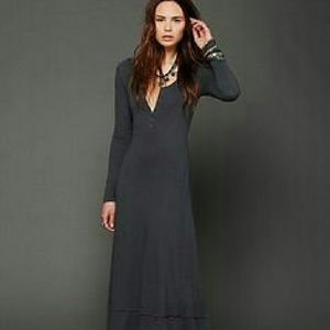 Free People Dresses - ISO Miles of Henley Dress
