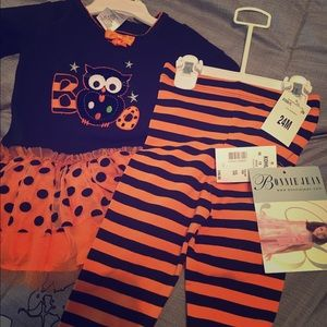 Two Piece Set-Halloween