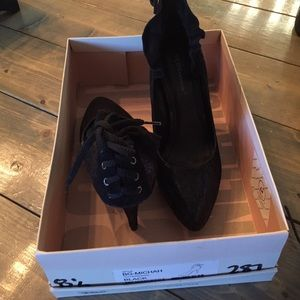 BCBG Generation Black BG-Micah Heels