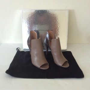 Sigerson Morrison Mance 2 Heels Size 6