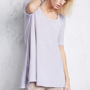 Brand New Free People Intimately Melrose Swing Tee