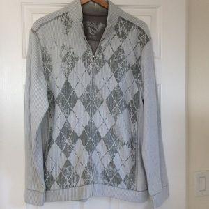 XG Other - Men's Zip Up Rib Knit Shirt W/ Pockets 🎉HP🎉