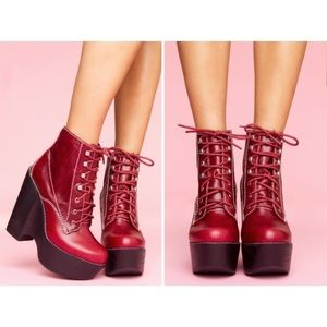Jeffrey Campbell Shoes - Jeffrey Campbell Tardy