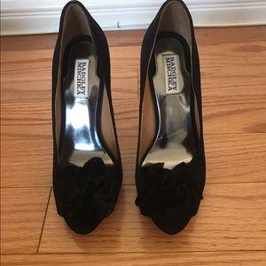 Badgley Mischka Shoes - Badgley Mischka black heels