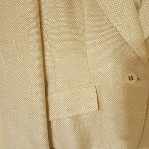 Anne Klein Jackets & Coats - Anne Klein Shimmer Blazer Size 4