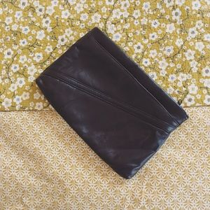 Authentic Original Vintage Style Handbags - Black Vintage Clutch