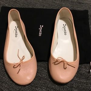 Repetto Shoes - Repetto ballet pink flats