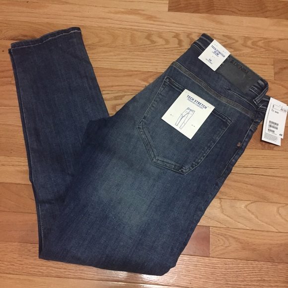 NEW! H&M Tech Stretch Jeans (Mens) 3432 NWT