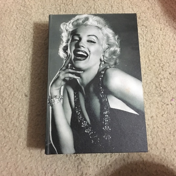 60 off Accessories Marilyn Monroe jewelry box from Dayanas