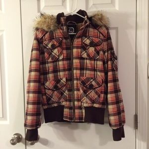 Dollhouse Jackets & Blazers - ⚡️SALE⚡️ Dollhouse Outwear Zip Up Jacket