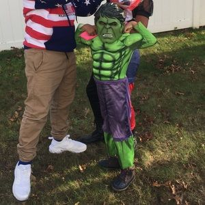 costumes the incredible hulk costume