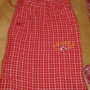 Other - NFL mens Kansas City Chiefs pajama pants