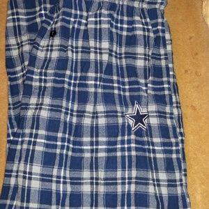 Other - NFL Dallas Cowboys pajama pants