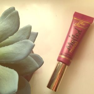 Too Faced Melted Metal lippie - Metallic Jelly