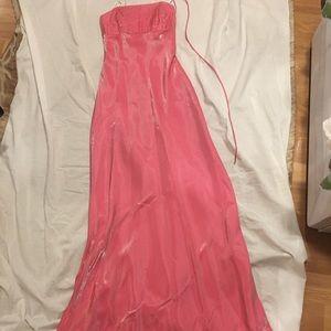 Faviana Dresses & Skirts - Faviana Prom sleeveless dress pink size 0