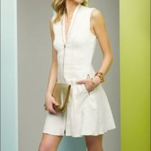 L'AGENCE Exclusive for Intermix Zip Front Dress