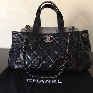 Authentic Chanel Portobello Executive Tote 👜
