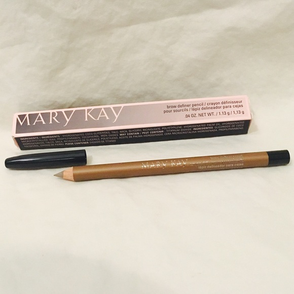Mary Kay Makeup New Blonde Eye Brow Pencil Poshmark