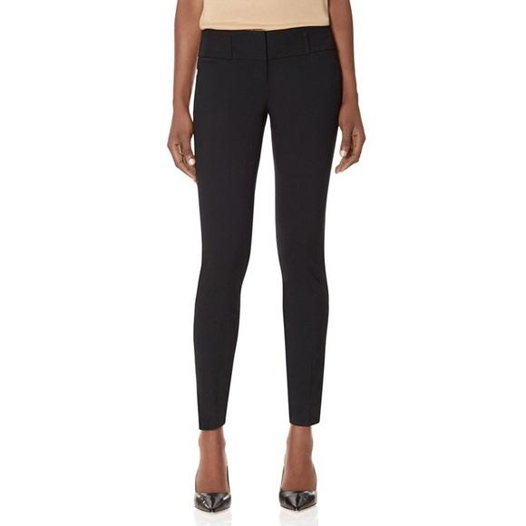 5daf5a638c4 Limited Exact Stretch Skinny Ankle Pants in Black.  M_581828a78f0fc4fae4004b9b