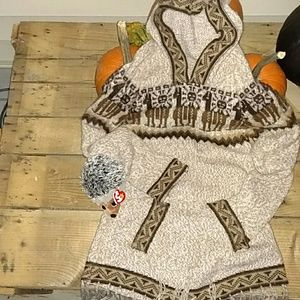 Handmade  Sweaters - ALPACA WOOL SWEATER! NWOT!! SO SOFT AND COZY!