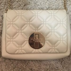 Leather Kate Spade Satchel