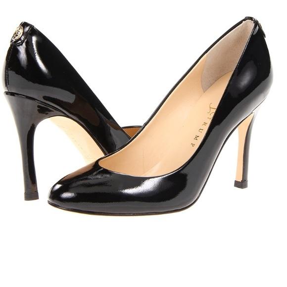 917d8bff6131 Ivanka Trump Shoes - Ivanka Trump Janie Black Patent Leather Pumps