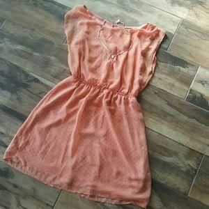 rhapsody Dresses & Skirts - Polka dot dress