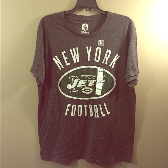 d60ca534d New York Jets Men s T-Shirt NWT Large NFL