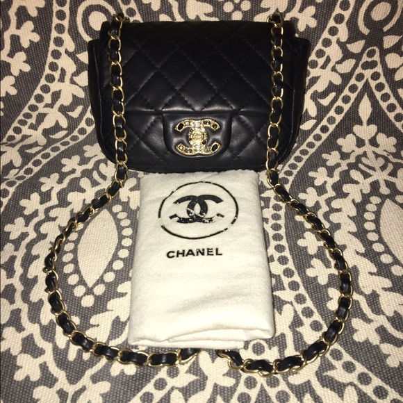 ad80a9d1d4a42f CHANEL Bags | Sold On Tradesy Vintage Jeweled Fla | Poshmark
