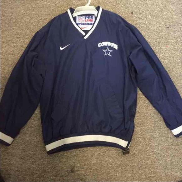 uk availability 16a3f 1a50c Nike Cowboys jacket