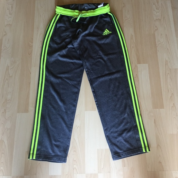 adidas sweats green