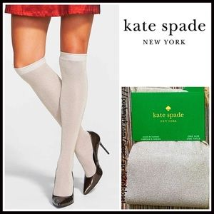 kate spade Accessories - ❗1-HOUR SALE❗KATE SPADE TALL SOCKS Over The Knee