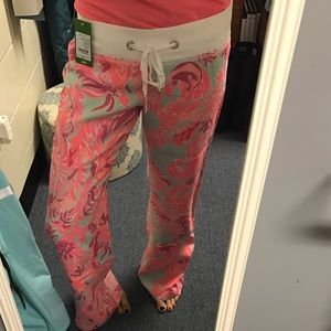 NWT Lilly Pulitzer beach pants