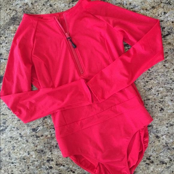 e6e3c199a61ba Spanx Long Sleeve One Piece Swimsuit. M_5818df402de5126f3d020717