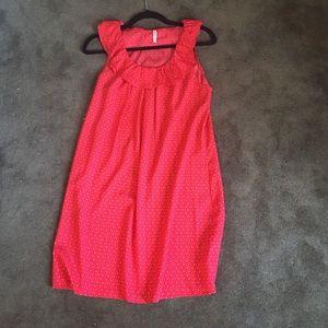 LAST CHANCE!! Polka Dot Shift Dress