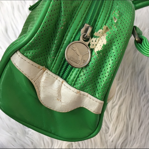 e95cc5a41fc Buy puma handbags green   OFF53% Discounts