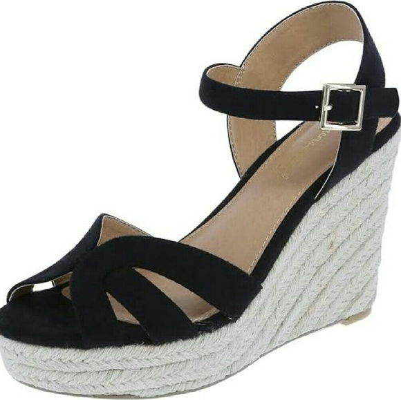 169294ee1 American Eagle by Payless Shoes - American Eagle Women s SINCLAIR high wedge  sandal