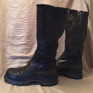 Prada Boots -women's sz 38 1/2-