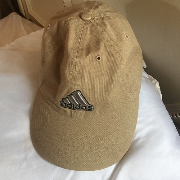 d578df22c23 Adidas Accessories - Adidas hat tan