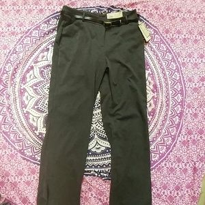 Nwt charcoal grey pants by Dana Buchman sale