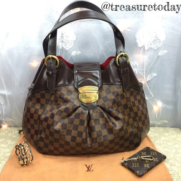 b471b74073 Louis Vuitton Handbags - BLACK FRIDAY SALE🎉 LV Sistina GM Damier Ebene Bag