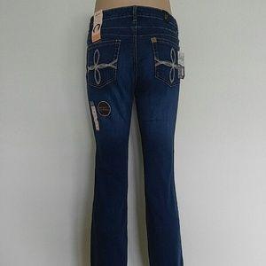 Wrangled rock 47 Aura jeans