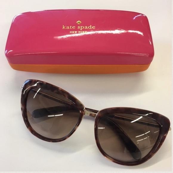 2339acb21bfcb kate spade Accessories - 100% authentic Kate Spade Kandi Cat Eye Sunglasses