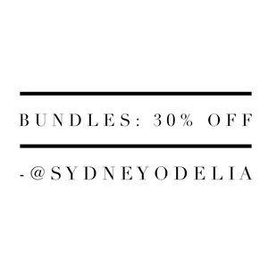 Other - Bundles: 30% Off! ✨