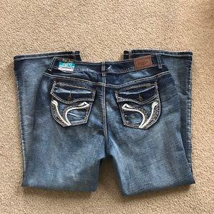 Ariya Denim - Ariya flare jeans plus size 14 18 20 NWT curvy