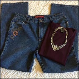 Jeans/Cosmoplitan Sweater/ Mirasol