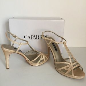 Caparros Shoes - Caparros glitter sandal Sz 9 NEW