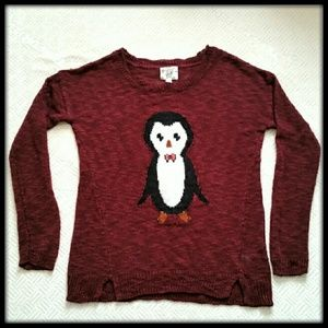 Hippie Rose Sweaters - 🎈Adorable Penguin Sweater🎈