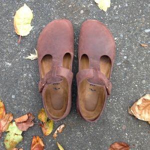 Birkenstock Shoes - Birkenstock Mary Jane EUC 39