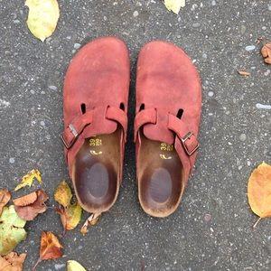 Shoes - Birkenstock Clogs VGUC 39